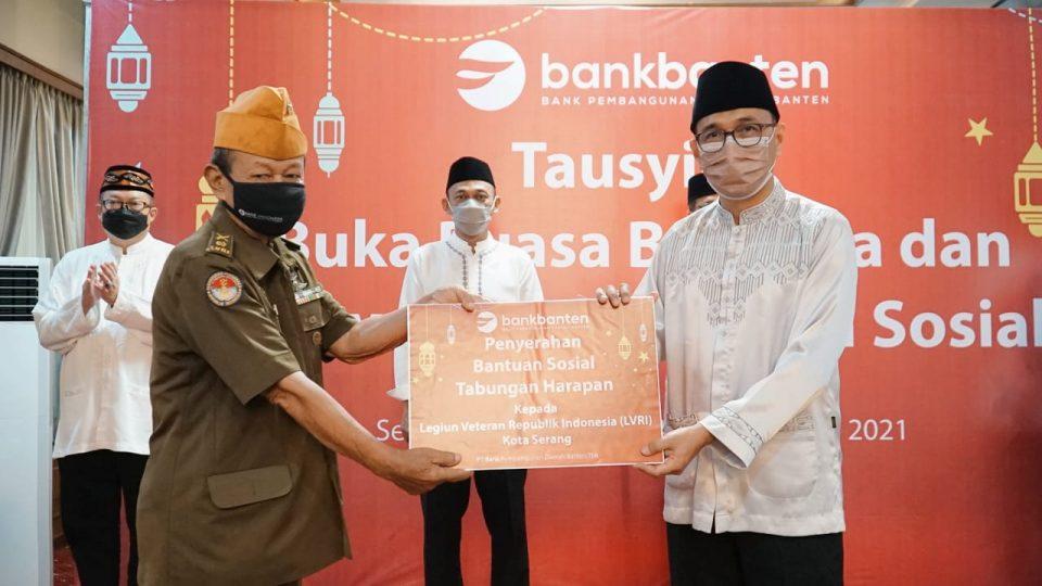 Direktur Utama Bank Banten (Dok. Perusahaan)